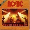 Ac Dc - Touch Too Much