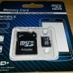 MicroSD 128Gb za 250Kč