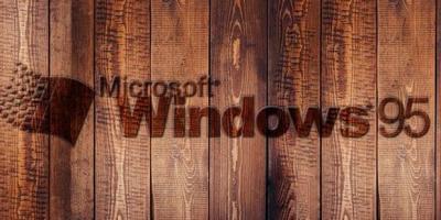 Vzpomínka naWindows95