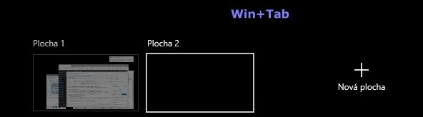 Win+Tab